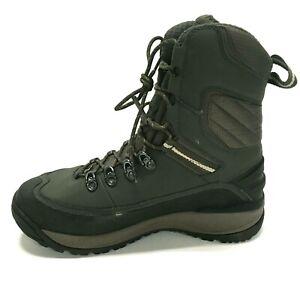 Vasque Snowburban II Men's Shoes Winter Brown/Olive Ultra Dry 7808M, Size 8
