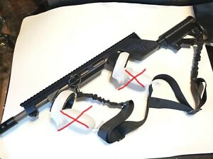 Professional VR Shooting Bracket Game Stable Gun Holder for Oculus Quest 2