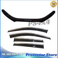 Bonnet Protector, Weathershields For Holden Captiva 7 Series 2 2011-16