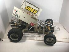 Vintage team associated rc10 Sprint Car Rare