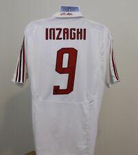 Inzaghi #9 AC Milan Adidas Away Football Shirt Jersey 2007-2008 (XL)