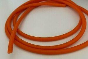 2x5mm 5 Meter Orange Latex Rubber Tube Slingshot Catapult Band Elastic