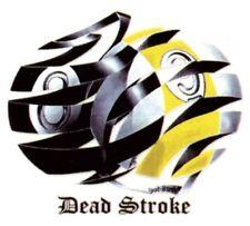 DEAD STROKE INTERTWINED POOL BALLS DECAL