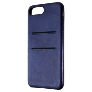 Twelve South Leather Case Cover with Pockets for Apple iPhone 8 Plus  - Indigo