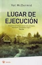 Lugar de ejecucion / A Place of Execution (Spanish Edition)-ExLibrary