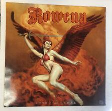 Rowena Morrill 1990 Art Calendar