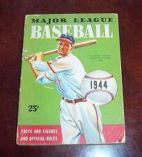 1944 Major League Baseball Stan Musial  # 2