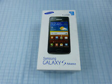 Samsung Galaxy S Advance gt-i9070p 8gb negro! sin bloqueo SIM! impecable embalaje original!!