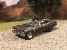 1969 Chevy Nova Rusty Weathered 1/64 Custom Barn Find Farm Car Diecast Rust