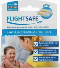 FlightSafe Ear Plugs for CHILDREN 1 Pair Flight Safe Ear Plugs