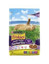 Friskies Adult Cat Food Surf Turf 1kg