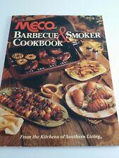 MECO Barbeque & Smoker Grills Cookbook