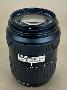 Olympus Digital 40-150mm F3.5-4.5 Zuiko Lens - Four-thirds (58) - Works Great !