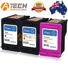 Black Colour Ink for HP 61 XL Deskjet 1510 2510 2540 3050 Officejet 2620 4630