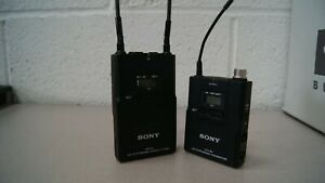 SONY UTX-B2 (suffix /67) Transmitter + URX-P2 Receiver Set (HBP)