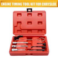 8pc Engine Timing Setting Locking Tool Kit Set 2.5 2.8CRD Jeep Voyager Diesel