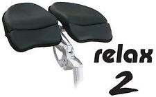 Comfort Line relax II 2 Fahrrad Sattel Hometrainer 25,4 Bike seat medical