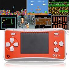 """2.5"""" LCD Écran 8 Bit Portable Console de Vidéo Jeux 152 Jeux Retro Cadeau Enfant"""