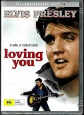 Loving You DVD Elvis Presley Brand New and Sealed Australia