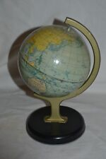 1950's Earth Globe Tin Made in England Chad Valley M200