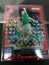 2019 Panini Prizm Premier League Red Mosaic /109 Anthony Knockaert #259 Rookie