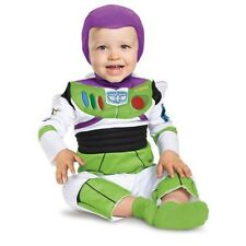 Baby Boys Toy Story 4 Buzz Lightyear Deluxe Halloween Costume 2T Free Shipping