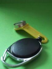 2x Abroller Rollmatic für Kellner Schlüsselkette aus Edelstahl / Skipasshalter