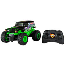 Monster Jam Remote Control Grave Digger Truck 1:24 Scale