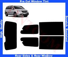 Pre Cut  Window Tint  Lancia Voyager 5D 2011-...Rear Window &Rear Sides AnyShade