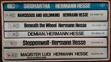 Hermann Hesse~Six Great Novels by Hermann Hesse~1971 Paperback Box Set