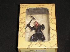 Lord Of The Rings LOTR Eaglemoss figure - Orc soldier - rare