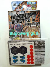 Takara Tomy Beyblade BB109 Gravity Perseus 85DS Stamina Version US Seller