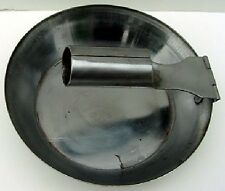 Folding skillet tin frying pan