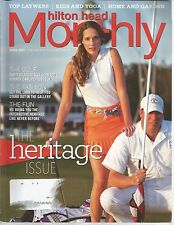 Hilton Head Monthly April 2012 The Heritage Issue/Golf/Fashion/Fun