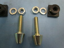 PORSCHE 924  944  REAR HATCH PIN KIT SLOTTED TYPE BRAND NEW PARTS KIT