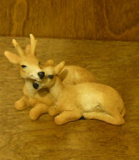 "Castagna Lovers Animal Figurines #463 DEER, New/Box From Retail Store 2.75"" x 4"""