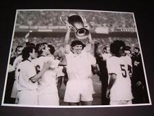 AC Milan 1989 European Cup Final Marco Van Basten rare original press photograph
