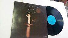HERMAN VAN VEEN - Self Titled s/t 1983 GERMAN AMIGA PRESS (LP)