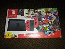LIRE DESCRIPTION - Nintendo SWITCH Super Mario Odyssey Limitée SANS CONSOLE