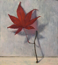 """Japanese Maple Leaf"" by Duane Keiser"
