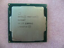 QTY 1x Intel CPU G4560T Dual-Cores 2.90Ghz 3MB LGA1151 SR35T TDP 35W