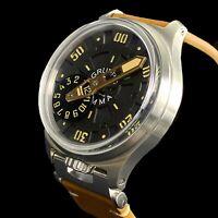 Gruppo Gamma Watch Orologio Montre Nexus NG-02 Wandering hours