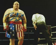 Butterbean Authentic Autographed Signed Boxing Legend 8x10 Photo W//PROOF W//COA