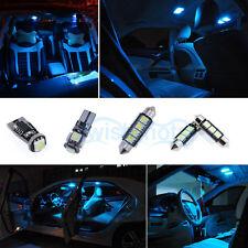 Interior Car LED Roof Light SMD Package KIT 8K Ice Blue FIT VW GOLF IV MK4 *P