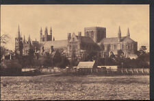 Cambridgeshire Postcard - Peterborough Cathedral From South   B1108