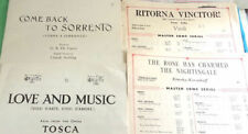Aria Classical Contemporary Sheet Music & Song Books