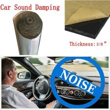 Vehicle  Sound & Heat insulation Noise Deadening Control Thermal Absorb 18sqft
