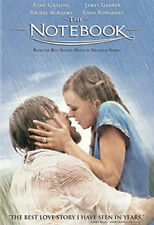 The Notebook (DVD, 2005) (Used) ** Free Shipping on 5