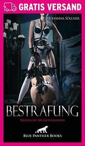 Bestrafung | Erotischer Roman von Johanna Söllner | blue panther books