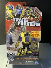 Rare Transformers Swindle Generations Deluxe Class Fall of Cybertron Bruticus